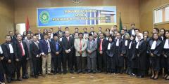 Pengambilan Sumpah Advokat PPKHI Angkatan IV-Jawa Barat