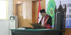 Pengambilan Sumpah Advokat Wilayah Hukum Pengadilan Tinggi Banten Mei 2019