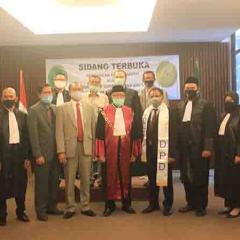 Pengambilan Sumpah Advokat PPKHI Banten