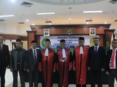 Pengambilan Sumpah Advokat PPKHI Angkatan III-DKI Jakarta